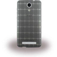 Zopo Silikon Handy Cover - Color S5.5 - Transparent Schwarz