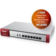 ZyXEL ZyWALL UTM BDL Firewall Appliance inkl. Lizenz - (USG-210)