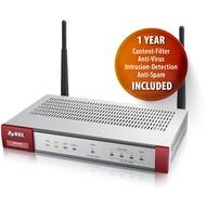 ZyXEL ZyWALL UTM BDL Firewall Appliance inkl. Lizenz - (USG-40W)