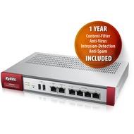 ZyXEL ZyWALL UTM BDL Firewall Appliance inkl. Lizenz - (USG-60)