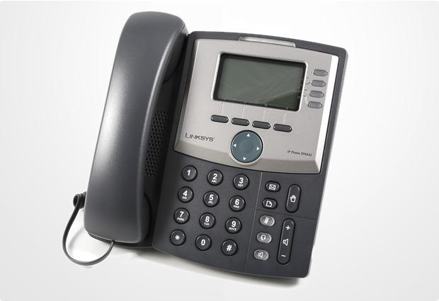 Cisco VoIP SIP Telefon SPA942