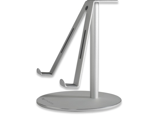 4smarts A-WING Stand für Tablets - silber