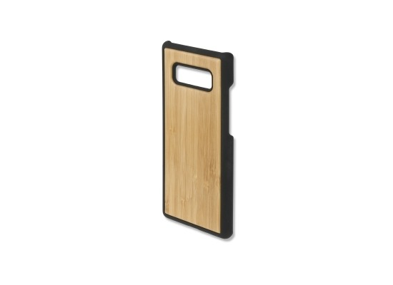 4smarts Clip-On Cover Trendline Wood für Samsung Galaxy Note8 bambus