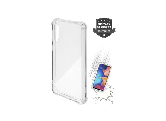 4smarts Hard Cover IBIZA für Samsung Galaxy A50 transparent