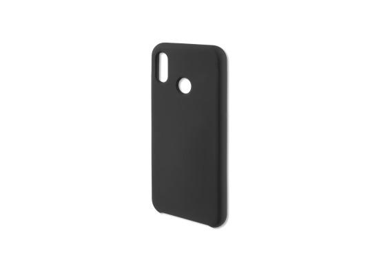 4smarts Liquid Silikon Case  CUPERTINO für Huawei P20 Lite schwarz