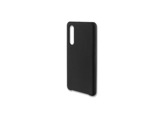 4smarts Liquid Silikon Case CUPERTINO für Samsung Galaxy A50 schwarz