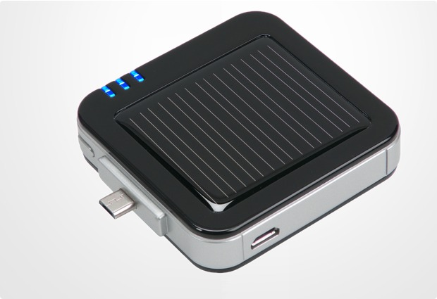 A-Solar Micro-USB Charger AM-500 (Design 2011)