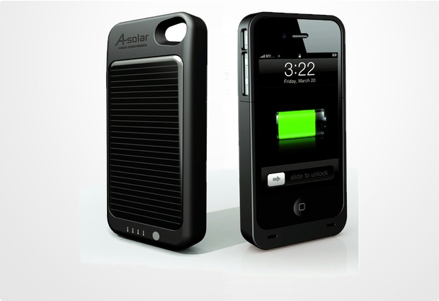 A-Solar Power Pack AM-403 f�r iPhone 4 / 4S