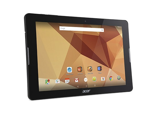 Acer Iconia One 25,6cm (10.1\'\') Wifi (B3-A10), schwarz