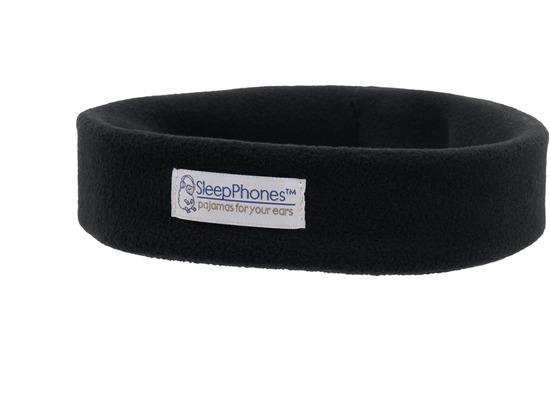 AcousticSheep Bluetooth Stereo Stirnband Kopfhörer SleepPhones Wireless, schwarz