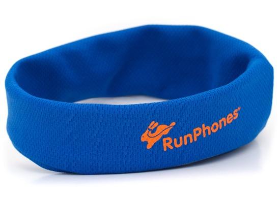 AcousticSheep RunPhones, blau