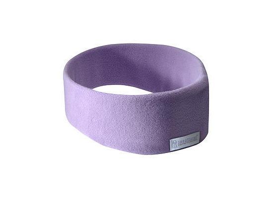 AcousticSheep SleepPhones TV Wireless inkl. Bluetooth-Adapter Größe M, Lavender