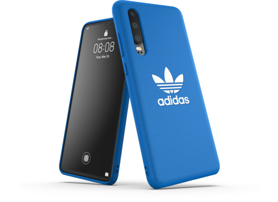 adidas OR Moulded Case New Basic FW19 for P30 bluebird/white
