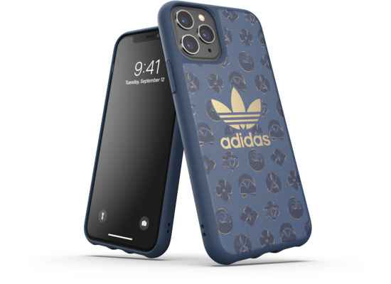 adidas OR Moulded Case Shibori FW19 for iPhone 11 Pro tech ink