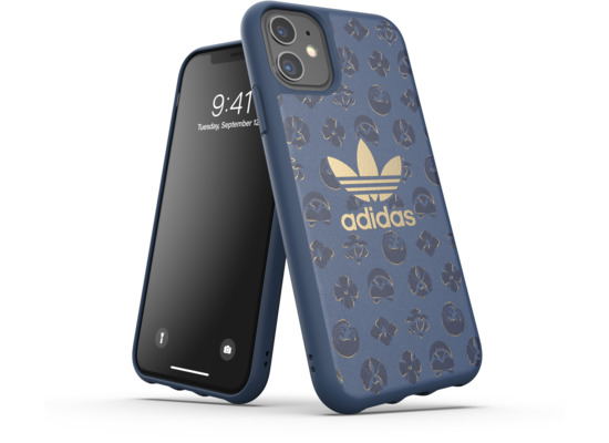 adidas OR Moulded Case Shibori FW19 for iPhone 11 tech ink