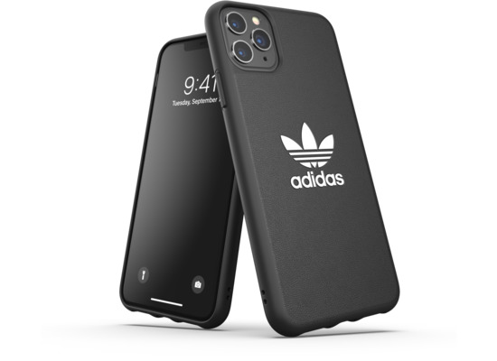 adidas OR Moulded Cased Basic FW19 for iPhone 11 Pro Max black/white