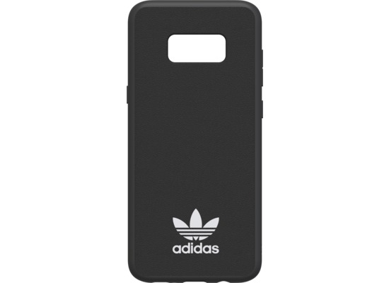 adidas Originals Moulded TPU Case for Galaxy S8 Plus black/white