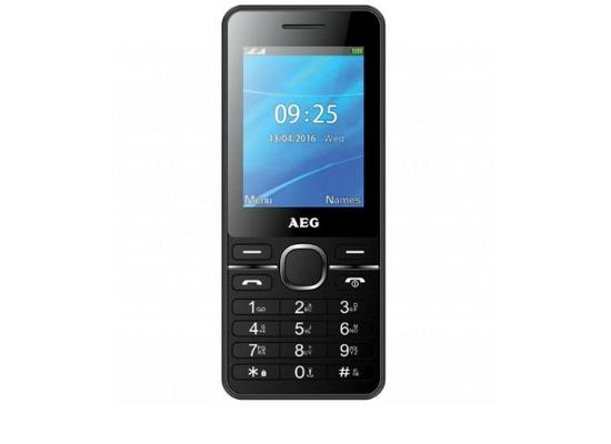 AEG M1250, schwarz