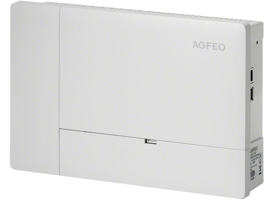 agfeo elements es 516 isdn tk anlage bei kaufen versandkostenfrei. Black Bedroom Furniture Sets. Home Design Ideas