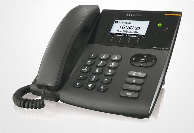 Alcatel business phones Temporis IP600