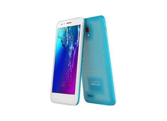 Alcatel onetouch GO Play 7048X, white/blue
