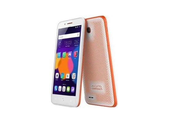 Alcatel onetouch GO Play 7048X, white/orange
