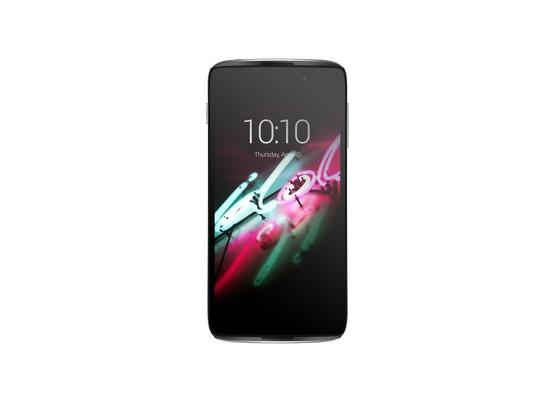Alcatel onetouch IDOL 3, Dual-SIM, silver