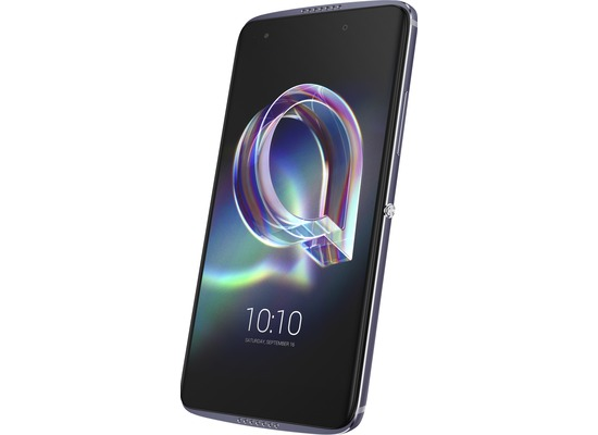 Alcatel onetouch IDOL 5S 6060X - metal gray