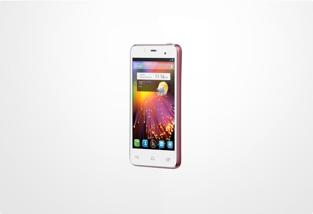 Alcatel onetouch Star 6010D, cranberry pink