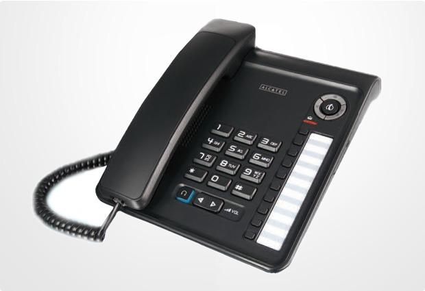 Alcatel Temporis 300 schwarz