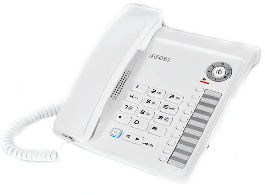 Alcatel Temporis 300 weiss