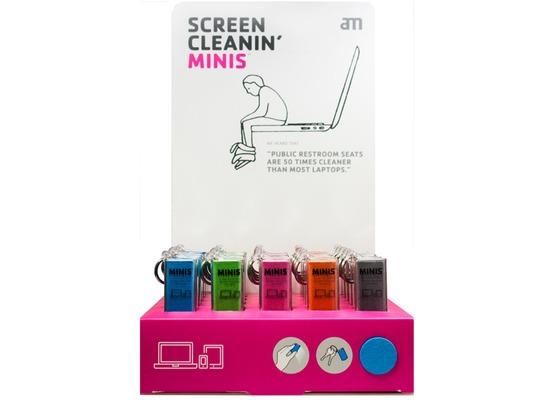 AM Lab POS Display - Minis - 25 pcs. - 5 Farben