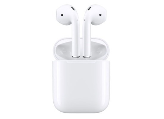 Apple AirPods II with Charging Case