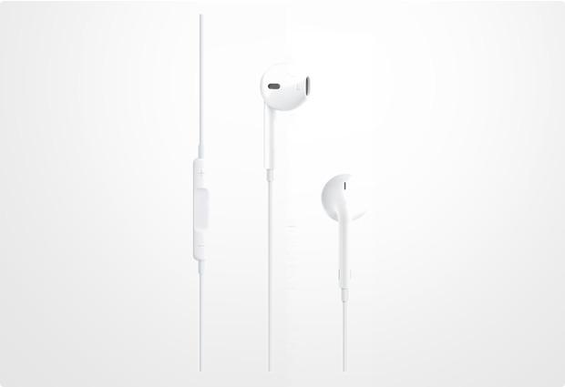 Apple EarPods mit Mikrofon