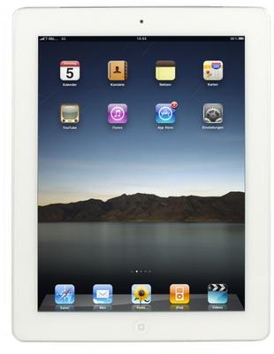 Apple iPad 2 16GB (UMTS), weiß