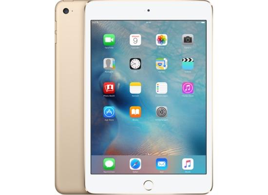 Apple iPad mini 4 Wi-Fi, 128GB, gold