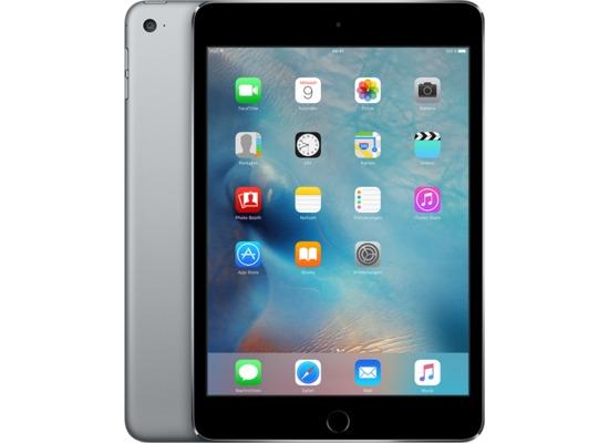 Apple iPad mini 4 Wi-Fi 16GB, spacegrau