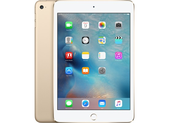 Apple iPad mini 4 WiFi + LTE, 128 GB, gold (Apple Sim)
