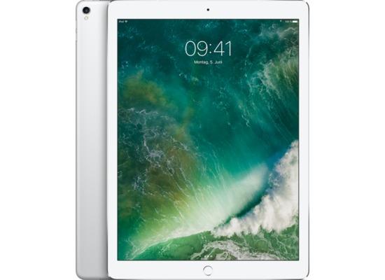 Apple iPad Pro 12,9\'\' (2017) WiFi + Cellular - 64 GB - silber