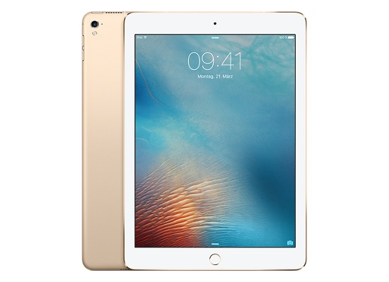 Apple iPad Pro 9,7\'\' WiFi, 128 GB, gold