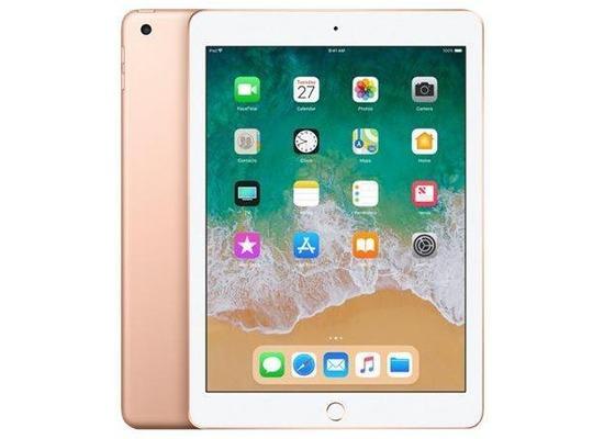 Apple iPad 6. Generation 2018 Wi-Fi 128GB, Gold