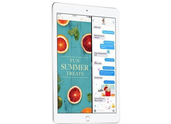 Apple iPad 6. Generation 2018 Wi-Fi 128GB, Silver
