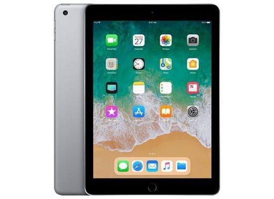 Apple iPad 6. Generation 2018 Wi-Fi 128GB, Space Grey