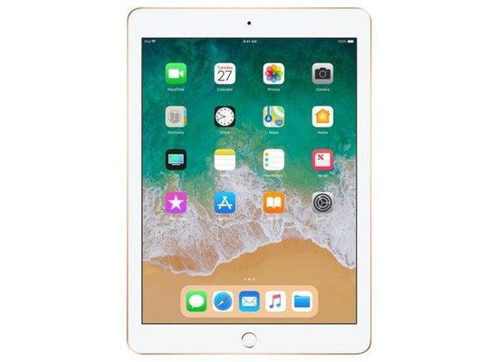 Apple iPad 6. Generation 2018 Wi-Fi + Cellular 128GB, Silver