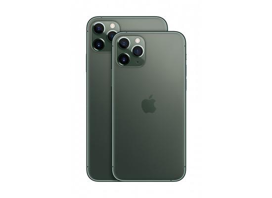 Apple iPhone 11 Pro 512GB nachtgrün