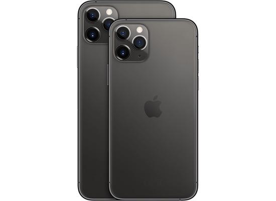 Apple iPhone 11 Pro Max 256GB spacegrau