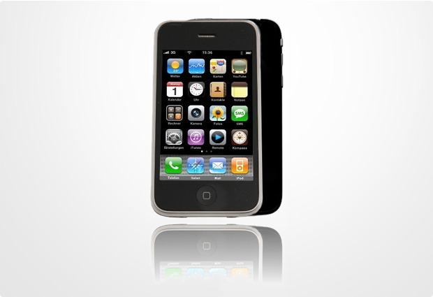 Apple iPhone 3G S, 16GB, schwarz