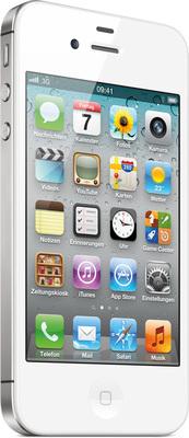 Apple iPhone 4s, 32GB, weiß (Telekom)