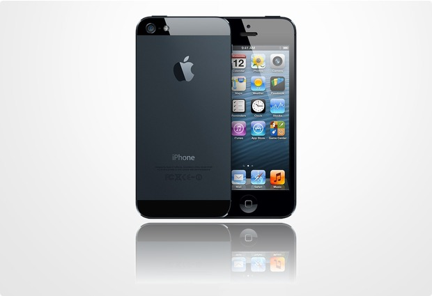 Apple iPhone 5, 16GB, schwarz