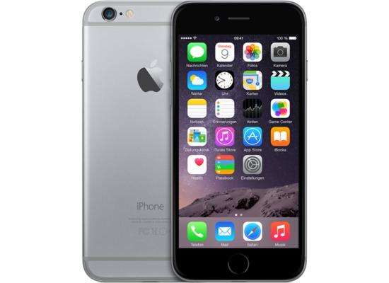 apple iphone 6 16gb spacegrau neu sonstige ebay. Black Bedroom Furniture Sets. Home Design Ideas